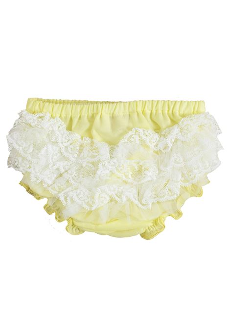 Baby boy shorts with lace ALETTA | Coulottes | HS88211873