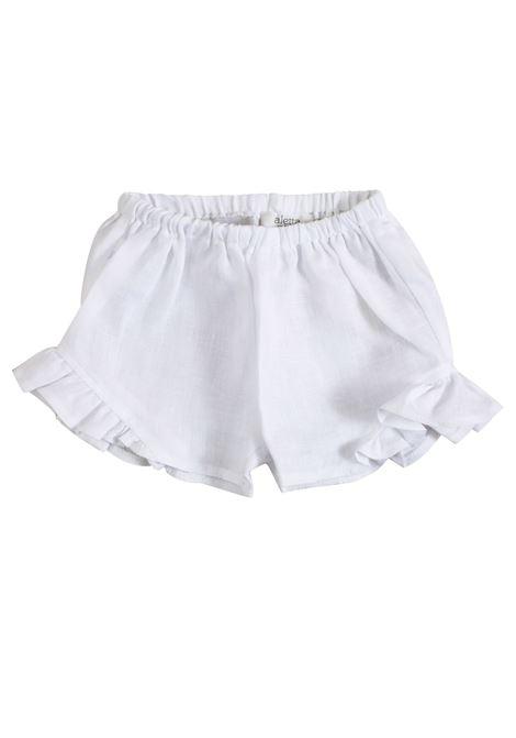 Newborn trousers in linen ALETTA | Trousers | RW99267654