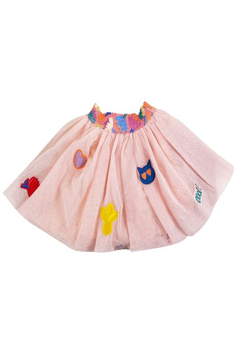 Laminated baby girl skirt BILLIEBLUSH KIDS | Skirt | U13210S52