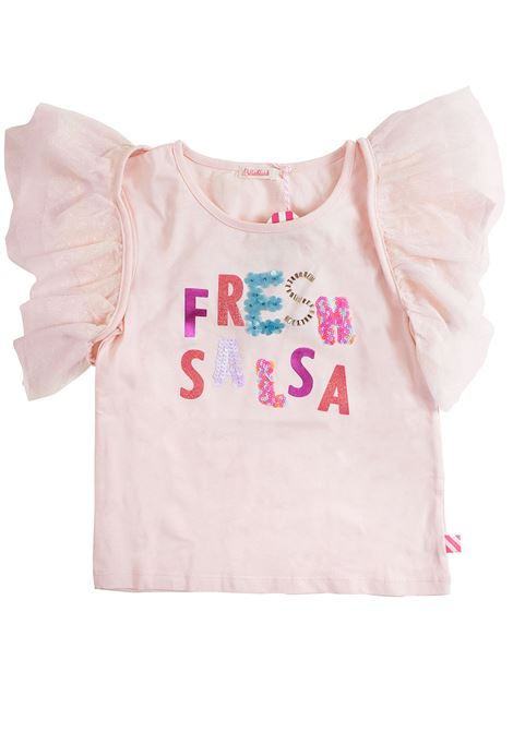 Little girl t-shirt with applications BILLIEBLUSH KIDS | T-shirt | U15622455
