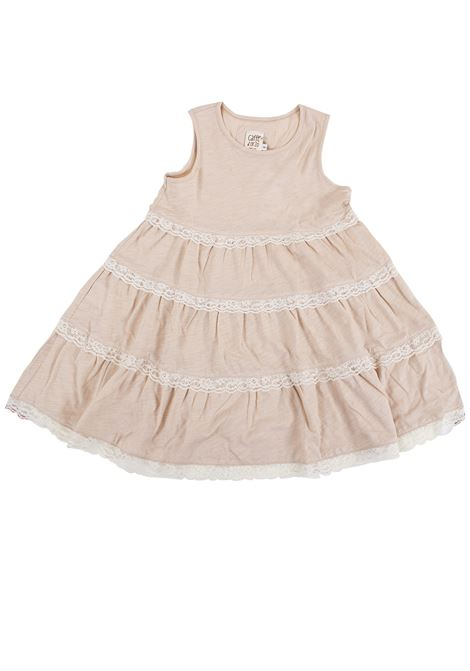 Child's dress in cotton CAFFE' D'ORZO | Dress | ANNA04