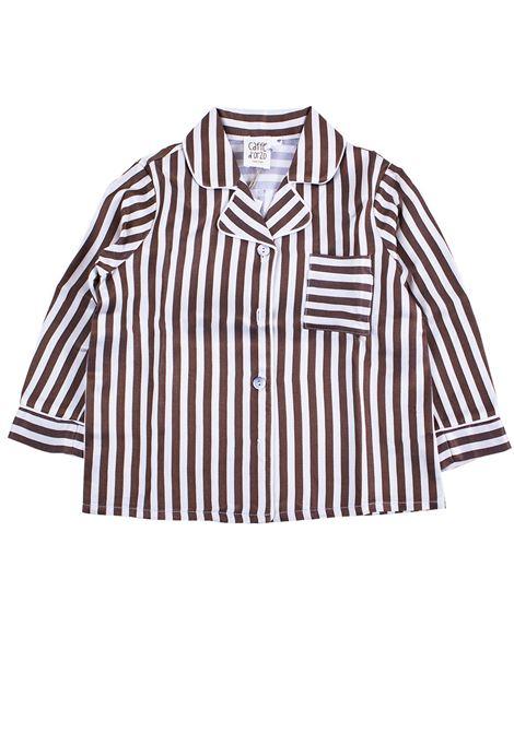 Girl striped shirt CAFFE' D'ORZO | Shirt | REGINA06