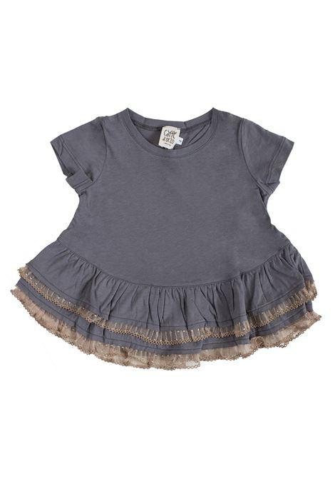 Girl t-shirt CAFFE' D'ORZO | T-shirt | RINA08