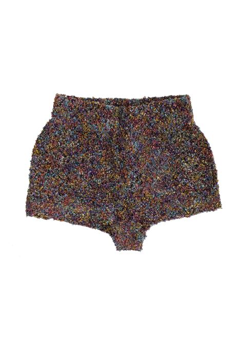 Girl's shorts with embroidery