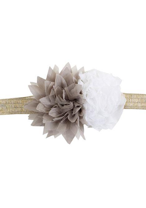 Fascia per capelli con fiori CAFFE' D'ORZO   Fascie   ZAIRA05