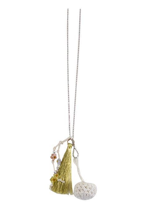 Necklace with tassels CAFFE' D'ORZO | Necklace | ZENOBIA05