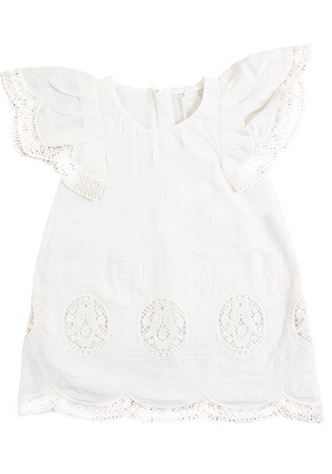 Abito neonata con ricamo CHLOE' KIDS | Abiti | C02222117