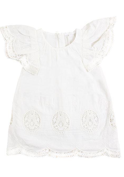 Newborn dress with embroidery CHLOE' KIDS | Dress | C02222117