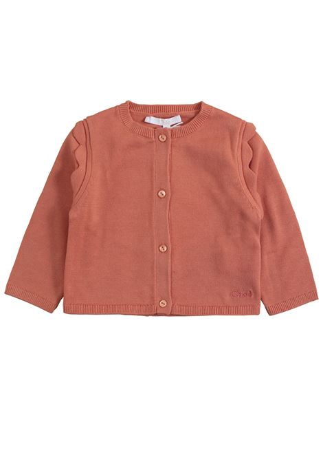Newborn cardigan with buttons CHLOE' KIDS | Cardigans | C05301356