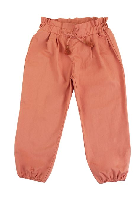 Girl's trousers with tassels