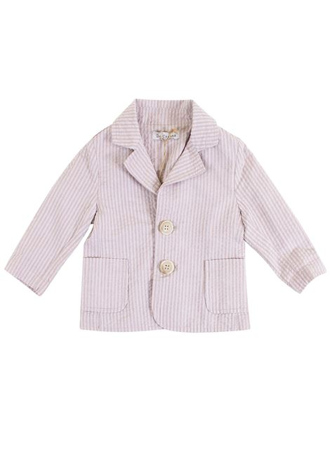 Newborn striped jacket DE CAVANA | Jackets | 06/919005068