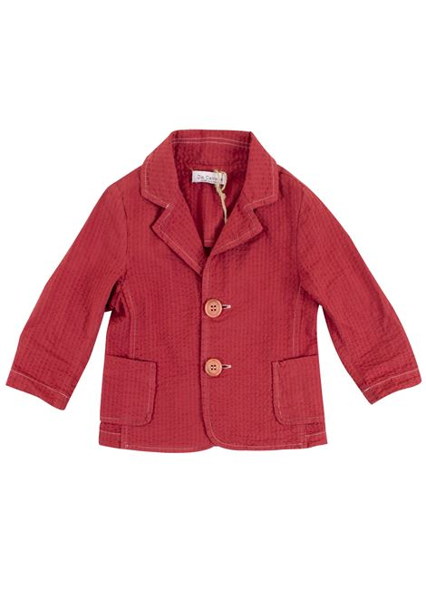 Newborn striped jacket DE CAVANA | Jackets | 06/919005115