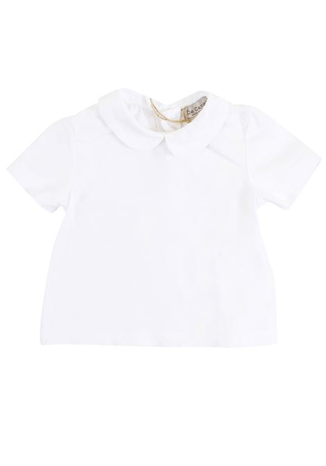 Baby T-shirt with collar DE CAVANA | T-shirt | 09/918017001