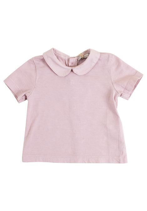 Baby T-shirt with collar DE CAVANA | T-shirt | 09/9180170029