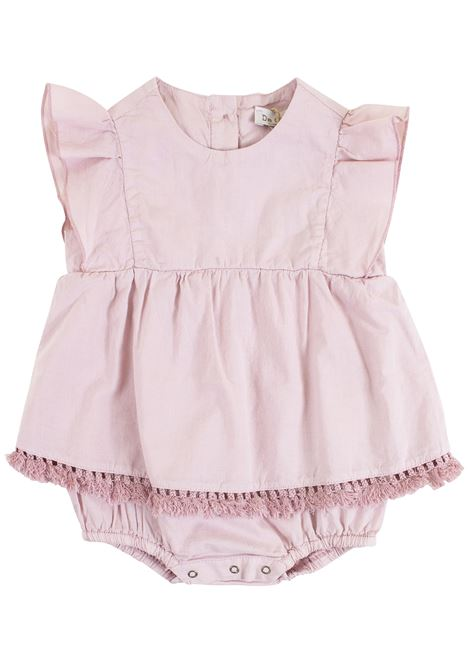 Newborn romper with tassels DE CAVANA | Rompers | 17/918023401