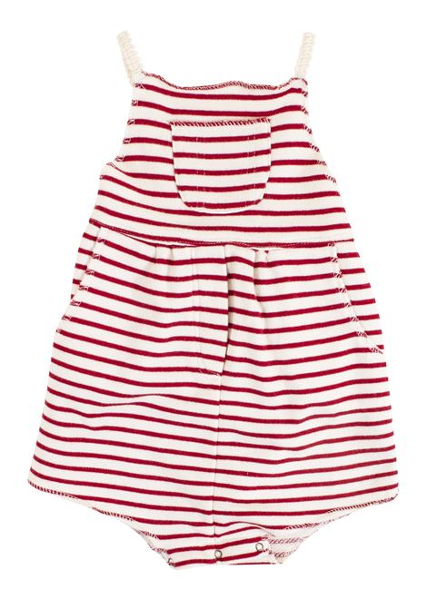 Newborn striped romper DE CAVANA | Rompers | 17/918036113