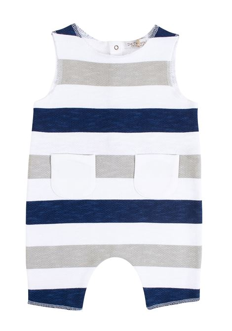Newborn striped romper DE CAVANA | Rompers | 17/918093128