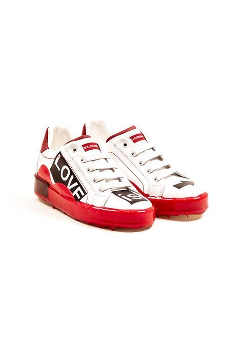 Sneakers melt bambino DOLCE & GABBANA KIDS | Sneakers | D10827 AK418HWF57