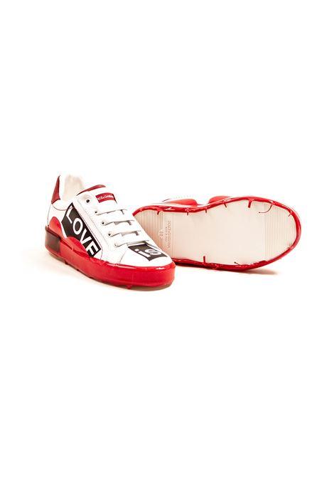 Baby melt sneakers DOLCE & GABBANA KIDS | D10827 AK418HWF57