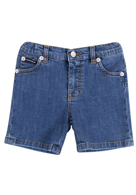 Short baby trousers DOLCE & GABBANA KIDS | Trousers | L12Q38 LD824B1823