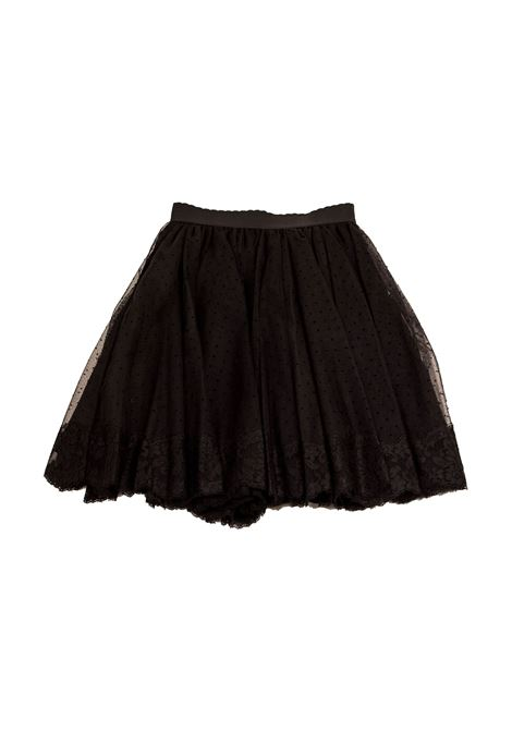 Gonna in tulle DOLCE & GABBANA KIDS | Gonne | L52I96 HLMT6N0000