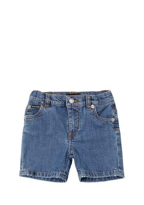 Pantalone neonato corto DOLCE & GABBANA KIDS | Pantaloni | L12Q38 LD824B1823