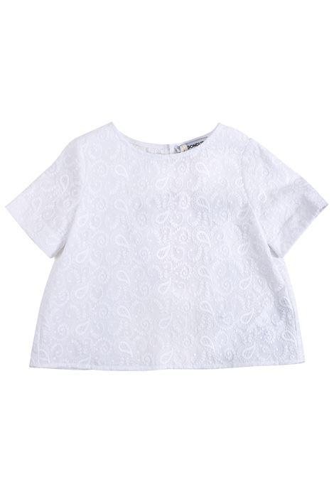Girl shirt with embroidery DONDUP KIDS | Shirt | YC160 RI288 XXX000