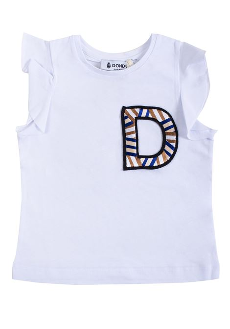 Little girl logo t-shirt DONDUP KIDS | T-shirt | YS159 JE138 XXX000