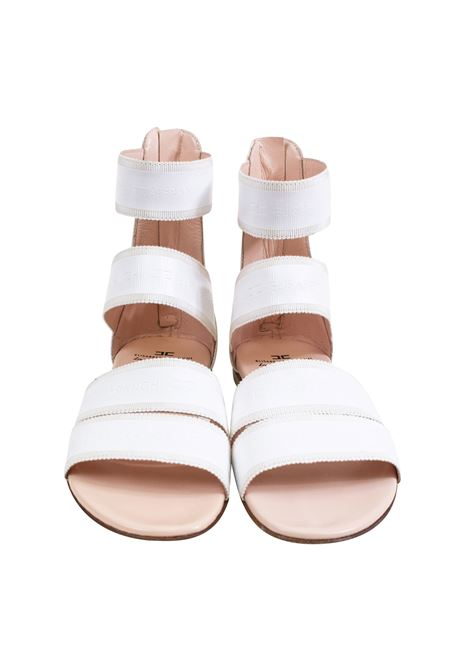 Girls bandeau sandals ELISABETTA FRANCHI KIDS | Shoes | 6105316