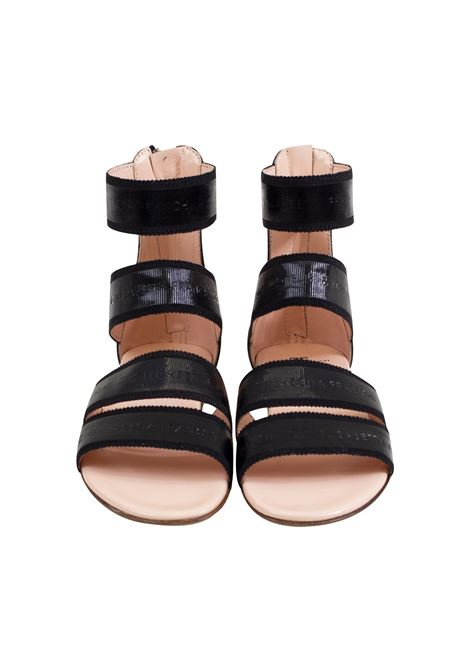 Girls bandeau sandals ELISABETTA FRANCHI KIDS | Shoes | 610532