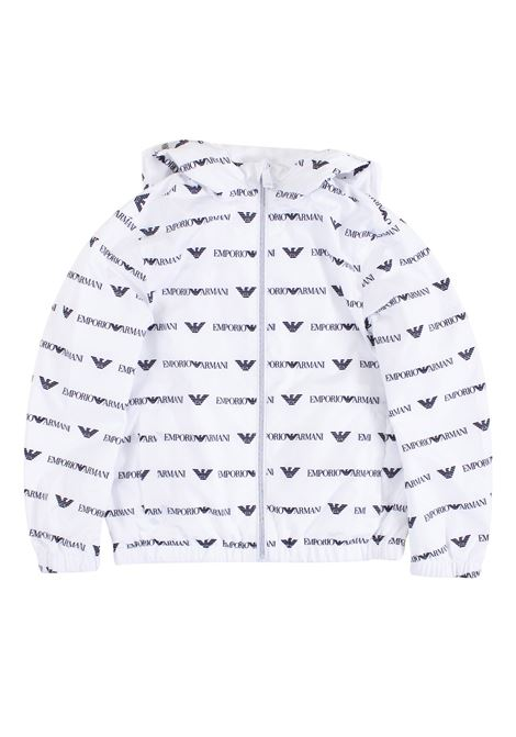 Reversible child jacket EMPORIO ARMANI KIDS | Jackets | 3G4B98 1NDZZF120