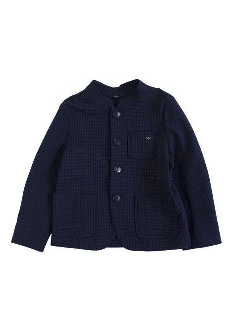 Sariana child jacket EMPORIO ARMANI KIDS | Jackets | 3G4GJ4 4N2UZF916