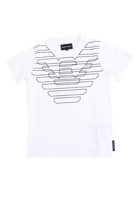 Baby T-shirt EMPORIO ARMANI KIDS | T-shirt | 3G4T85 1J19Z0100
