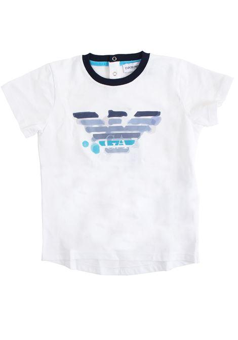 Baby T-shirt EMPORIO ARMANI KIDS | T-shirt | 3GHT01 4J09Z0100
