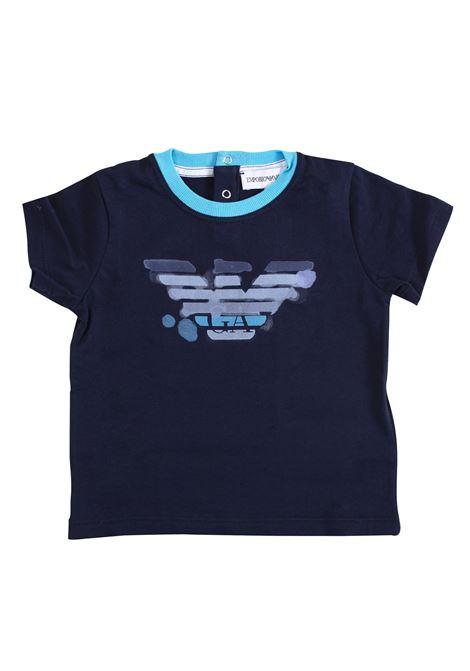 Baby T-shirt EMPORIO ARMANI KIDS | T-shirt | 3GHT01 4J09Z0933