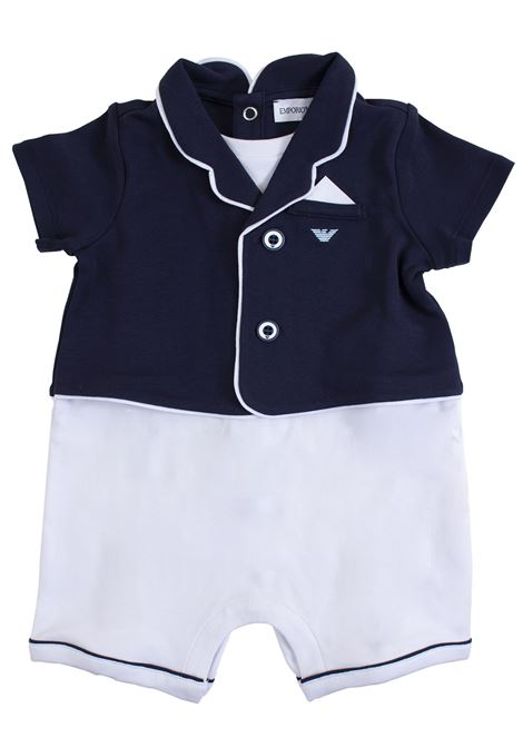 Baby body set with hat EMPORIO ARMANI KIDS | Set | 3GHV11 4JGCZF911