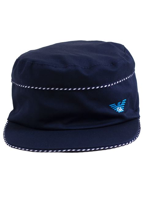 Newborn hat EMPORIO ARMANI KIDS | Hats | 404368 9P54500535