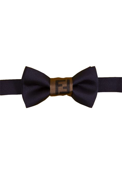 Logoed baby bow tie FENDI KIDS | Papillons | JMQ049 A7ORF0F4P