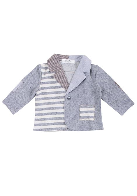 Newborn jacket with patchwork FRUGOO KIDS | Jackets | C05740