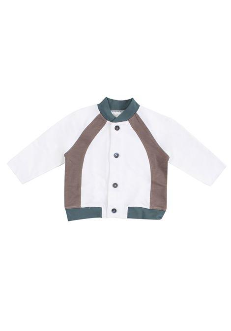 Tricolor newborn cardigan FRUGOO KIDS | Cardigans | C0762