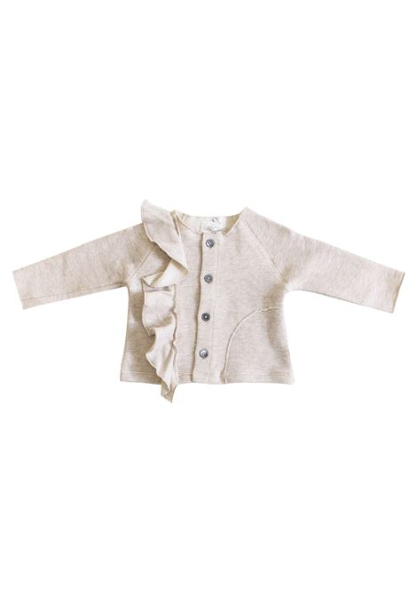 Newborn cardigan with voilant FRUGOO KIDS | Cardigans | C09730