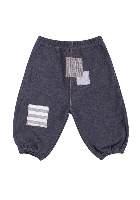 Newborn trousers with patch FRUGOO KIDS | Trousers | P11445