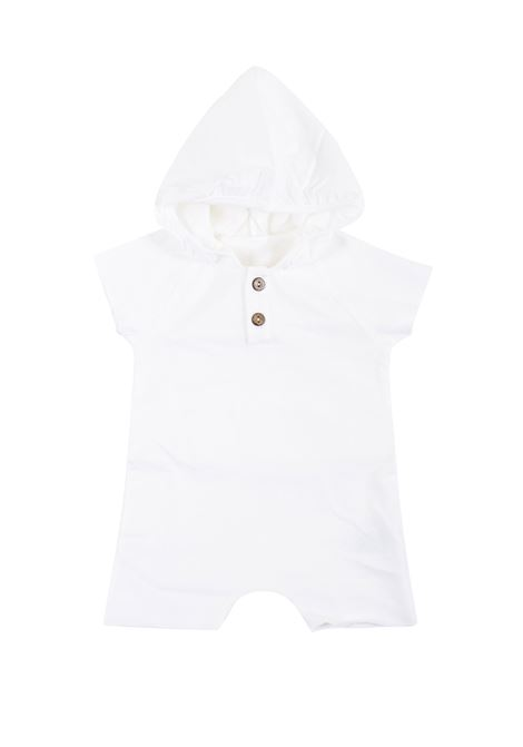 Newborn baby boy with hood FRUGOO KIDS | Newborn jumpsuits | S0312