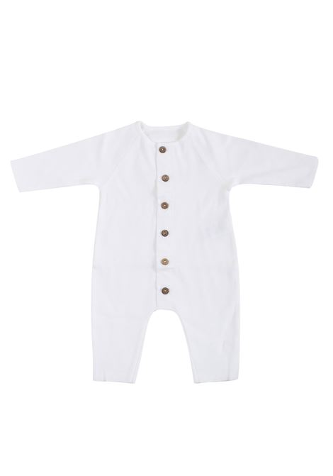 Newborn baby boy with hood FRUGOO KIDS | Newborn jumpsuits | S0342