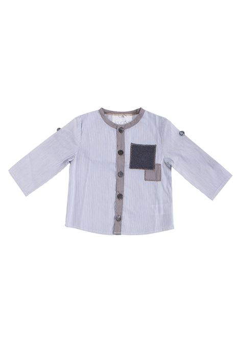 Striped newborn shirt FRUGOO KIDS | Shirt | T05847