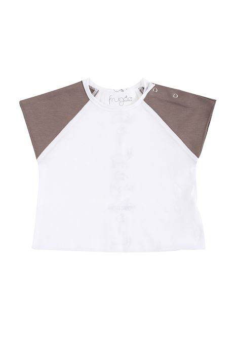 Two-colored baby t-shirt FRUGOO KIDS | T-shirt | T12880