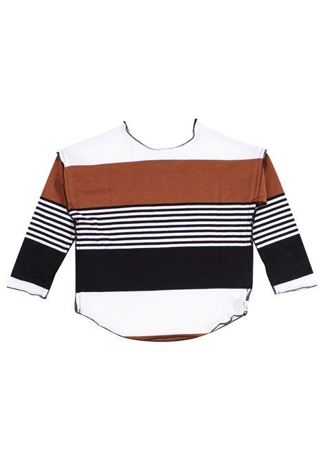 Striped baby t-shirt GAYALAB. | 224B03