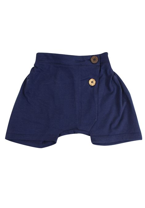Newborn shorts with buttons GAYALAB. | Short | 232B01