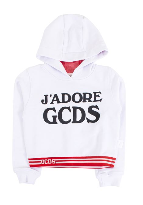 Girl sweatshirt with print GCDS KIDS | Sweatshirts | 019459001