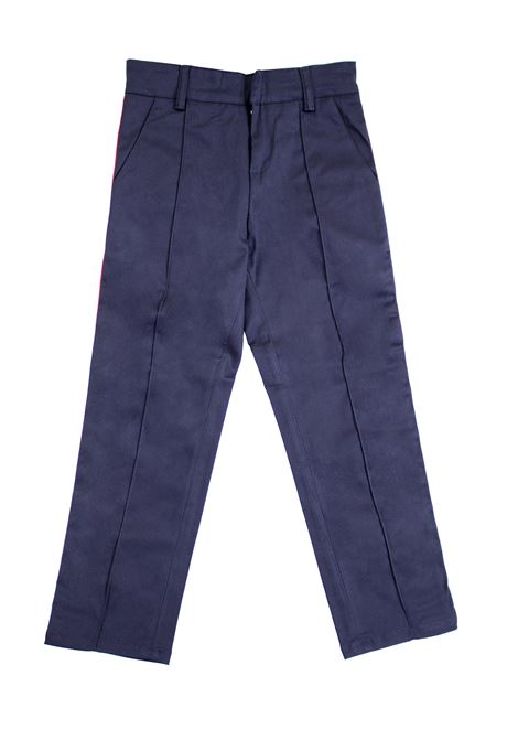 Child trousers with side bands GCDS KIDS | Trousers | 019520110